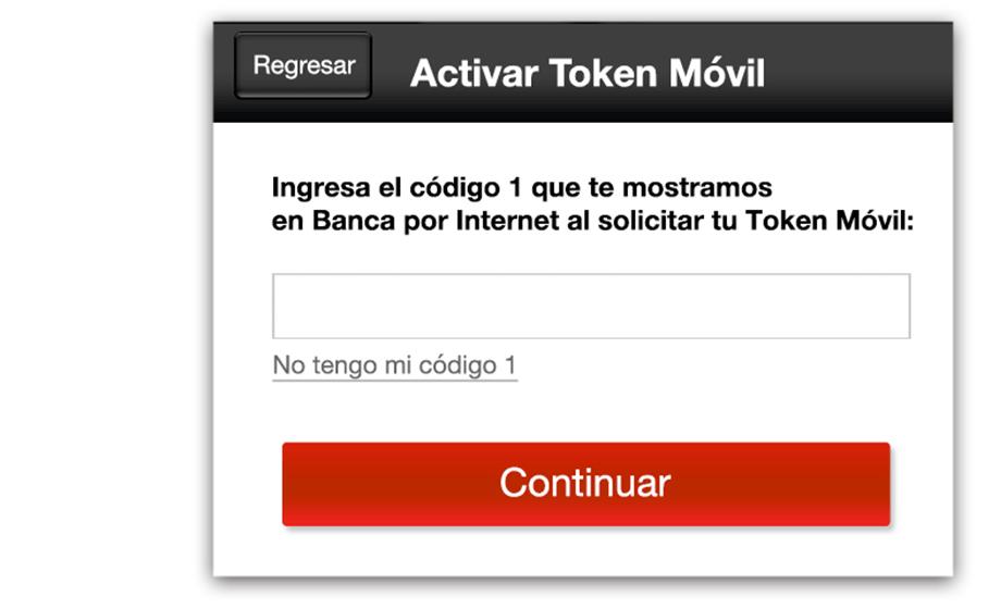 Activar Token
